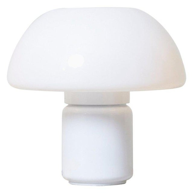Mushroom Table Lamp Mod. 625 by Elio Martinelli for Martinelli Luce, Italy For Sale - Image 11 of 11