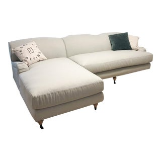 Rose Left-Chaise Sectional For Sale