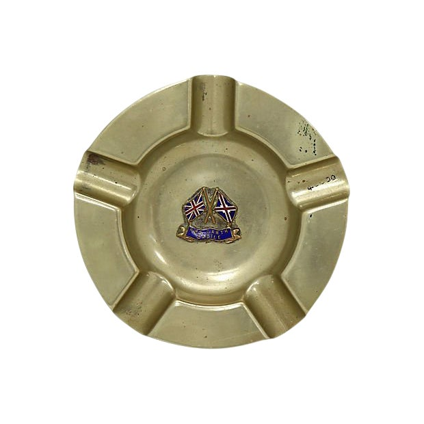 R-M-S Carth Castle Souvenir Ashtray For Sale