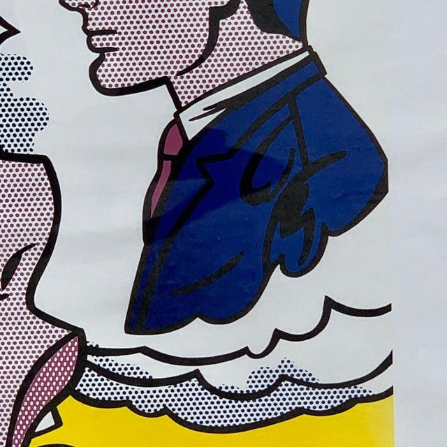 """Late 20th Century After Roy Lichtenstein """"Thinking of Him"""" For Sale - Image 5 of 9"""