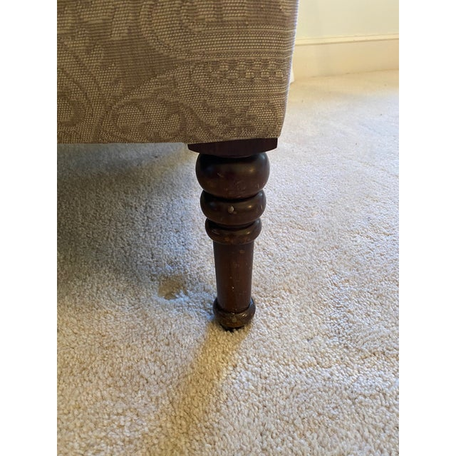 Holly Hunt Upholstered Chair For Sale In Charlotte - Image 6 of 8