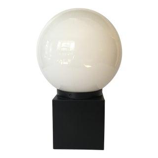 Mid-Century Modern Globe Lamp