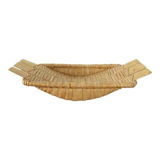 Vintage Portuguese Fishmonger Basket