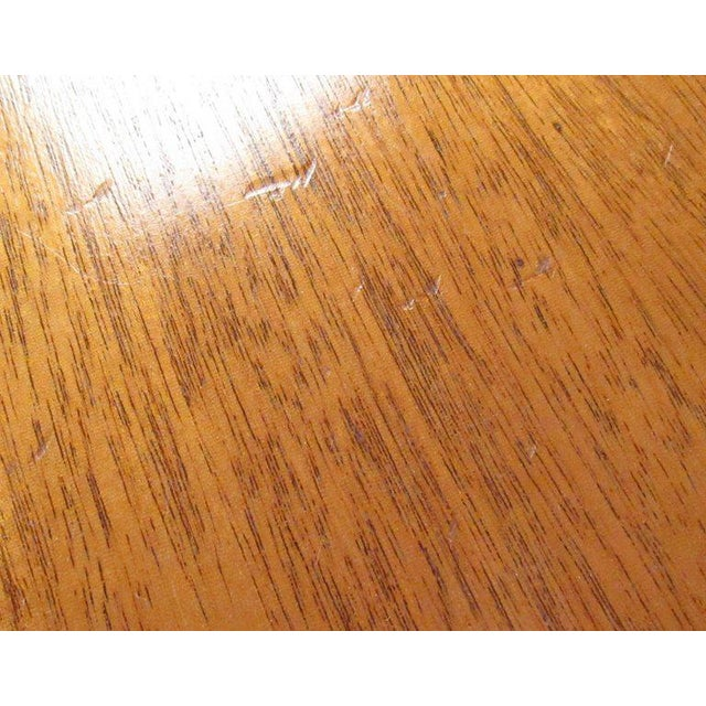 Scandinavian Modern Teak Centre Table For Sale - Image 10 of 11