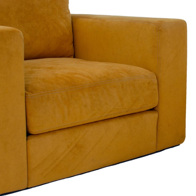 Late 20th Century Jeffrey Bernett & Nicholas Dodziuk for Design Within Reach Armchairs - a Pair For Sale - Image 5 of 10
