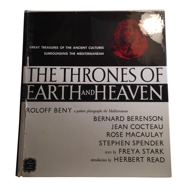 The Thrones of Earth and Heaven 1958 First Edition For Sale