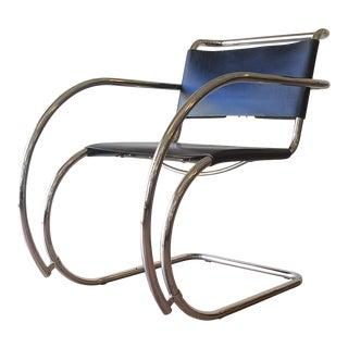 Ludwig Mies Van Der Rhoe 1970s Mr 20 Chair - Attributed For Sale