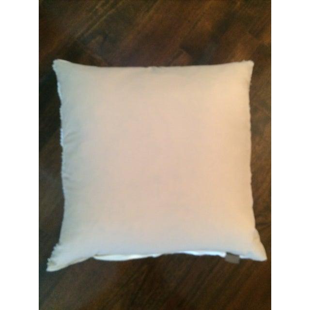 Aviva Stanoff Design Silk Layers Pillow - Image 4 of 4