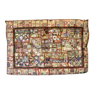 Shideh Jaisalmer Floor Cushion For Sale