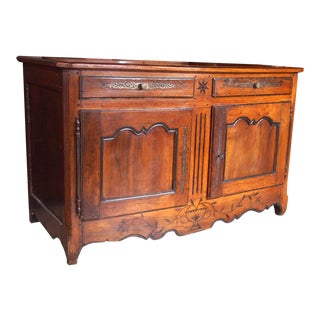 Mid 18th Century Louis XV Epoch Buffet For Sale