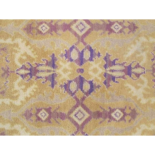Early 20th Century Spanish Carpet For Sale - Image 5 of 10
