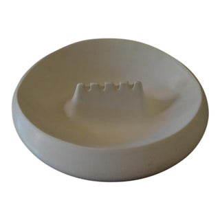 Mid-Century Modern Hyalyn Porcelain Ashtray