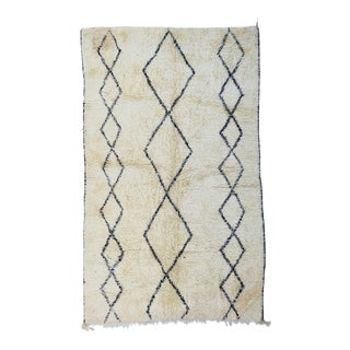 Beni Ourain Wool Rug For Sale