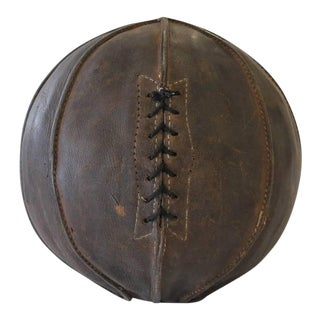 Antique Leather Sport Ball