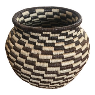 1990s Tribal Basket For Sale