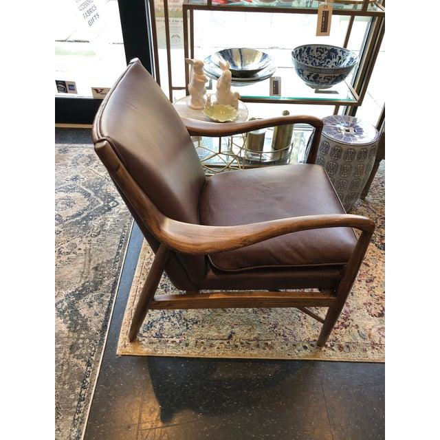 2010s Modern Kiannah Club Chair For Sale - Image 5 of 11