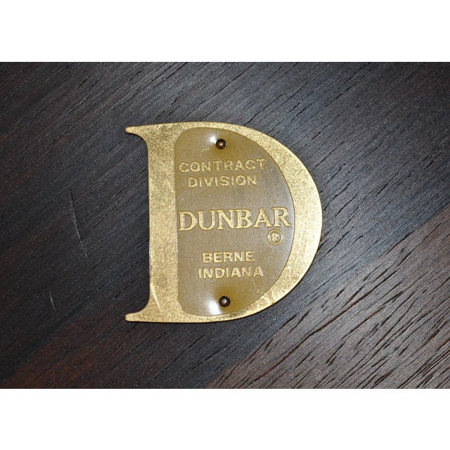 Edward Wormley for Dunbar Rosewood Conference Set For Sale - Image 10 of 13