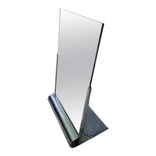 Rare Modernist Art Deco Mirror Attributed to Donald Deskey For Sale