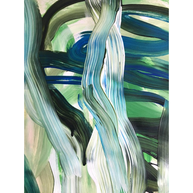 Free Your Heart Jessalin Beutler Original Painting For Sale - Image 4 of 6