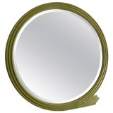 Image of Large 1980s Jay Spectre Mirror for Century Furniture For Sale