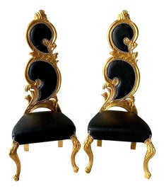 Image of Baroque Accent Chairs