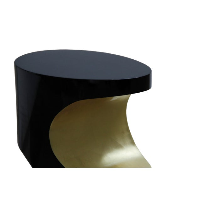 Not Yet Made - Made To Order Bryce Side Table From Covet Paris For Sale - Image 5 of 7