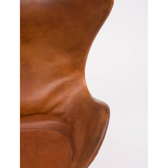First Edition Egg Chair by Arne Jacobsen, Denmark, 1959 - Image 8 of 11