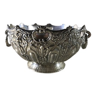 W&S Blackinton Silver Plate Condiment Bowl For Sale