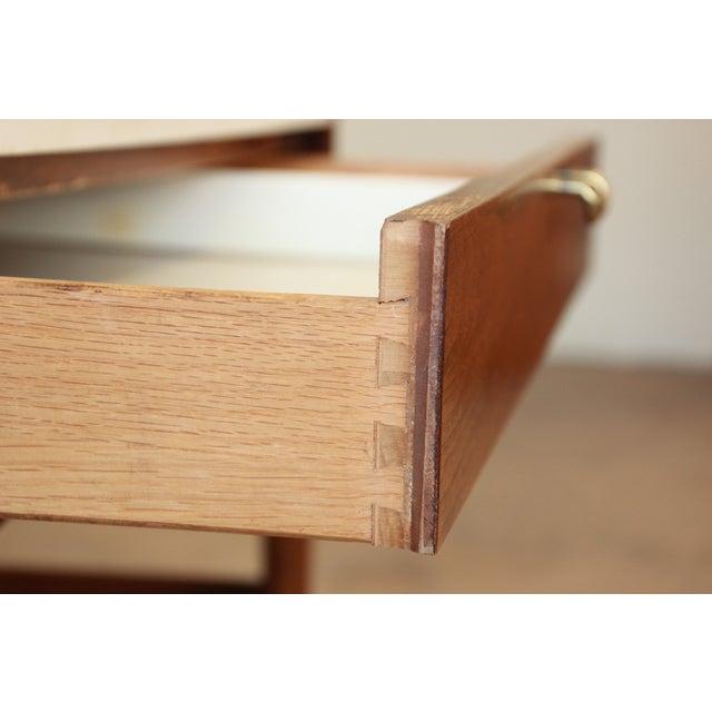 Merton Gershun Mid-Century Modern Desk - Image 10 of 11