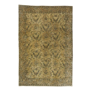 Antique Indian Palace Rug - 12'07 X 18'10 For Sale