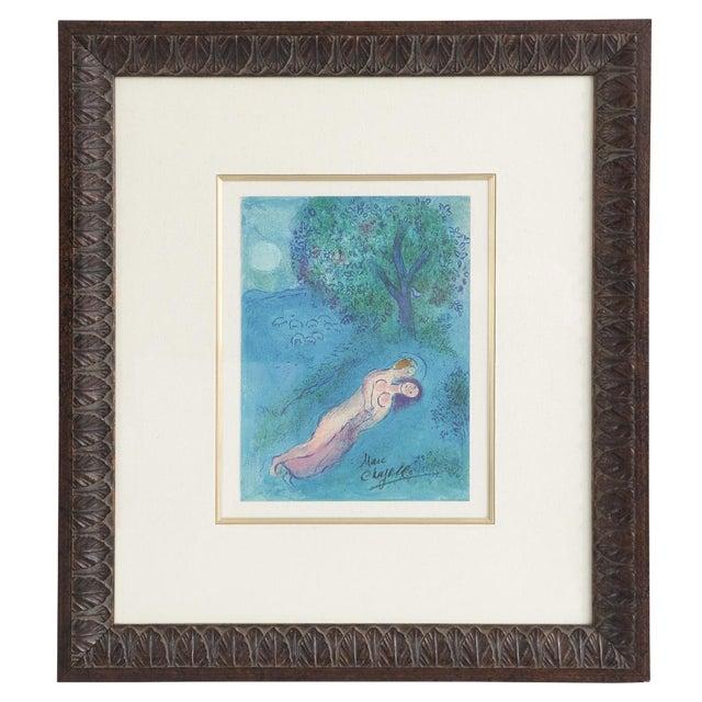 "Marc Chagall, ""Daphne & Chloe"" - Image 1 of 3"