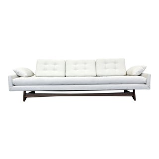 Mid-Century Modern Adrian Pearsall Sculpted 2408 Sofa Craft Associates For Sale
