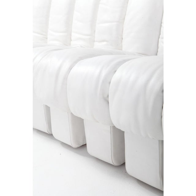De Sede created this gorgeous non stop 'Snake' couch in the 1970s. Designer Ueli Berger, E. Peduzzi-Riva, Heinz Ulrich &...
