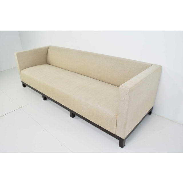 2000s Christian Liaigre for Holly Hunt Sofa For Sale - Image 5 of 7