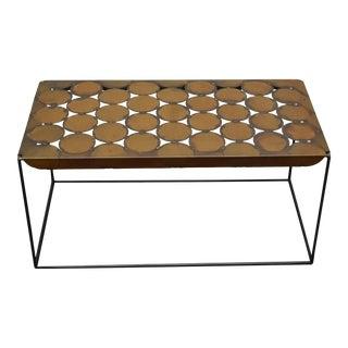 Contemporary Oblik Studio Fish Scale Coffee Table For Sale