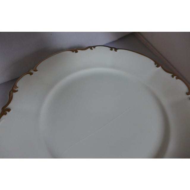 Hutschenreuther Slyvia Dinner Plates - Set of 6 For Sale - Image 7 of 10