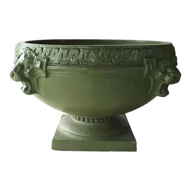 Terracotta Urn From Kansas City For Sale