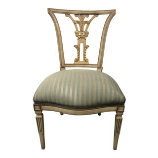 New Michael Taylor Margot Side Chair For Sale