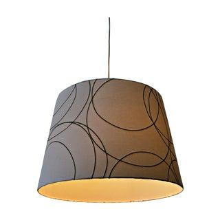 Retro-Style Pendant Lamp For Sale