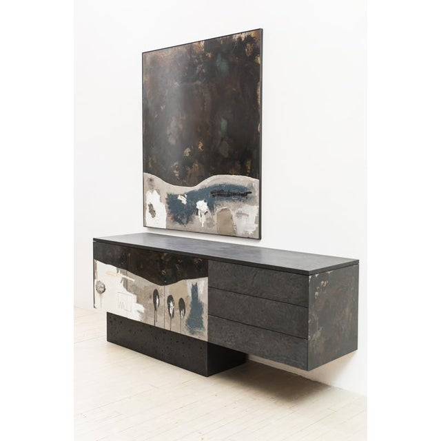Stefan Rurak's Credenza Diptych typifies his unique approach to design. Rurak has translated his truism, denouncing the...