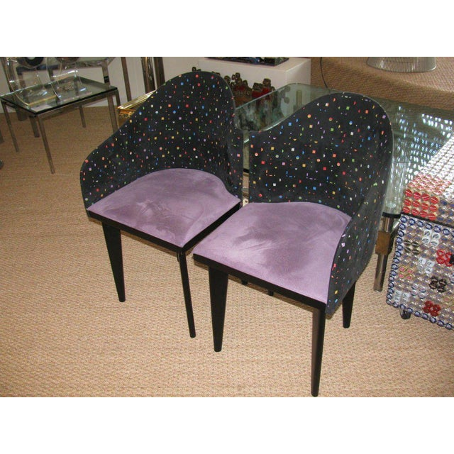 Mid-Century Modern Saporiti Mid-Century Modern Chairs - a Pair For Sale - Image 3 of 5