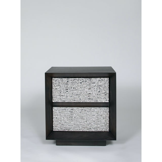Contemporary The Adriana Nightstand by Studio Van Den Akker For Sale - Image 3 of 3