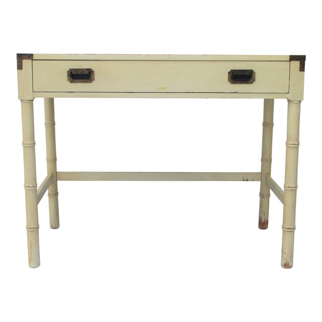 Dixie Campaigner Writing Desk - Image 1 of 11