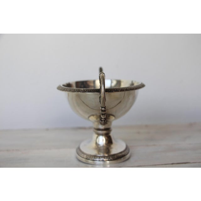 19th Century Antique Sterling Silver Cup For Sale - Image 4 of 13