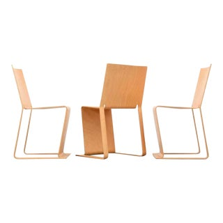 Vintage Mid Century Gerald Summers Style Chairs- Set of 3 For Sale