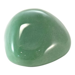 Celadon Green Polished Aventurine Stone For Sale