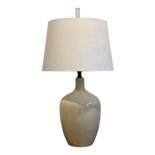 Haeger Mid Century Table Lamp For Sale