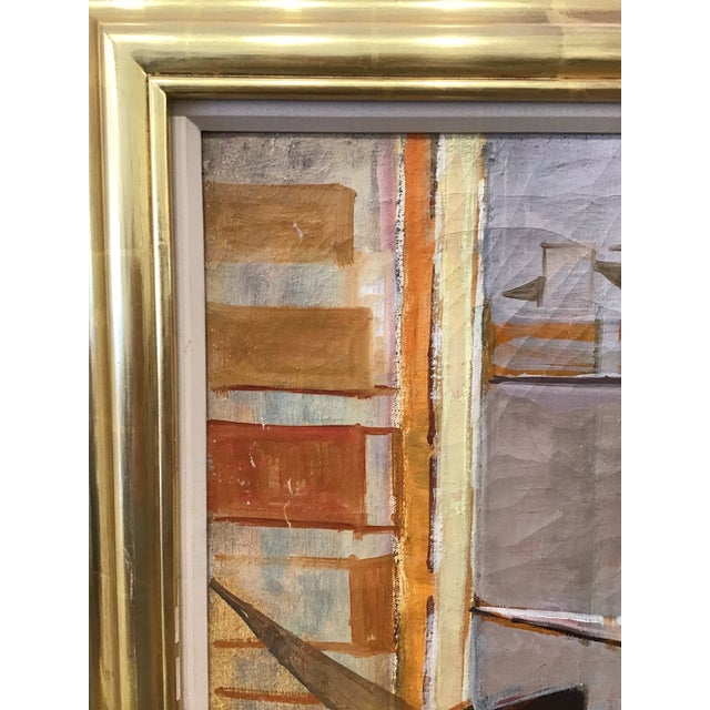 Mid-Century Still Life Painting For Sale - Image 10 of 12