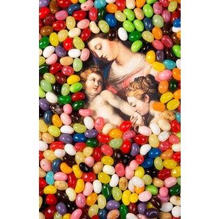 """Sugar High"" Contemporary Dada Style Limited Edition Photograph by Zeren Badar"