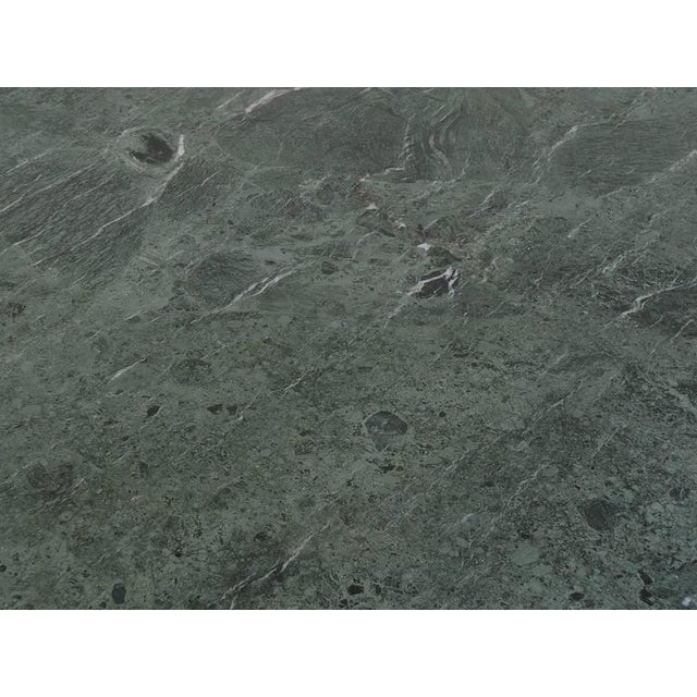 Marble Nicos Zographos Table with Marble Top For Sale - Image 7 of 8